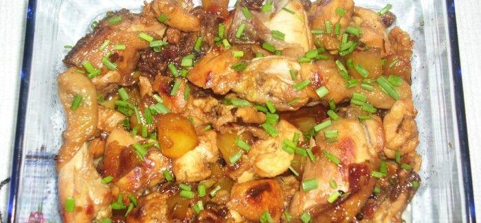 Loureens filipino pineapple chicken recipe want to try food loureens filipino pineapple chicken recipe forumfinder Gallery