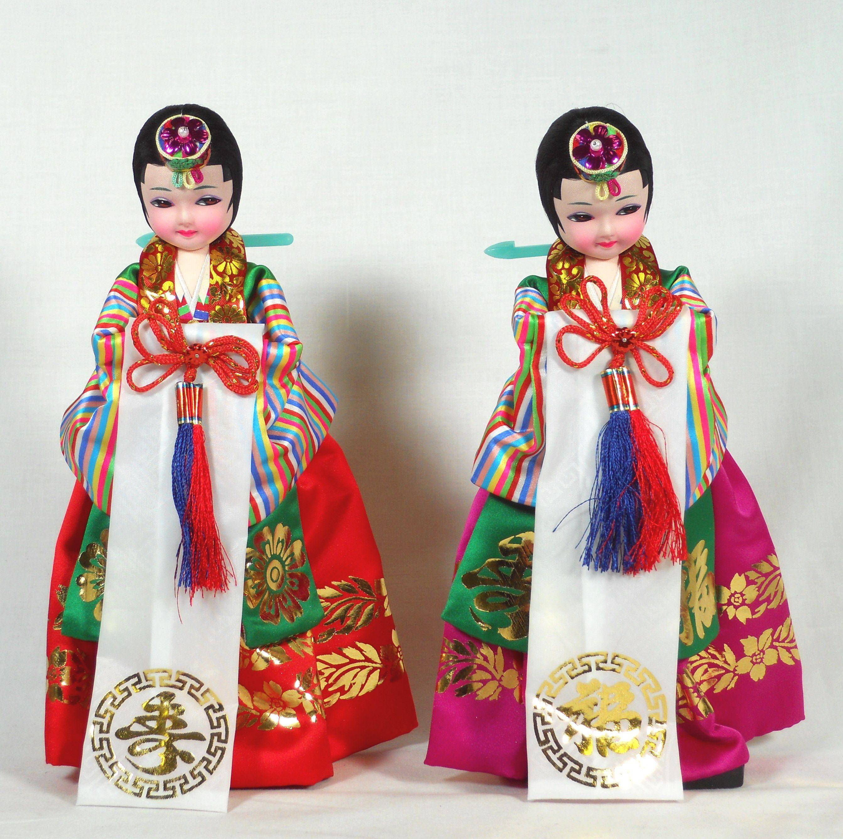 Korean bride dolls asian doll korean bride bride dolls
