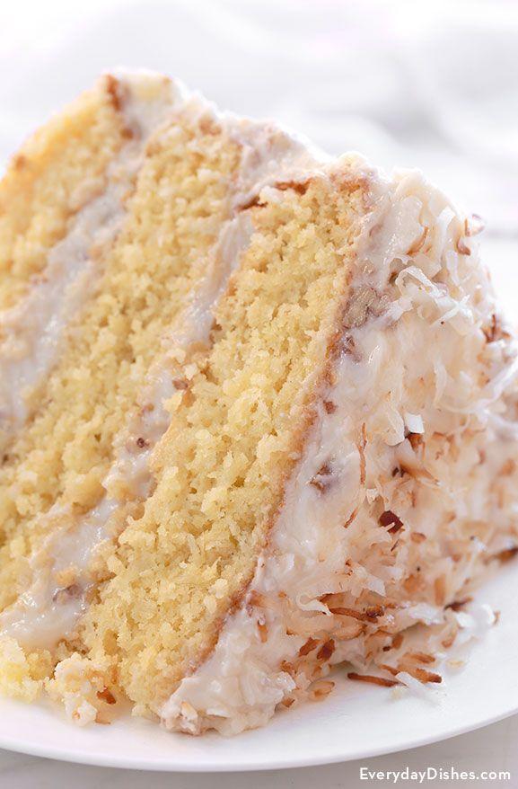 Italiano receta de pastel de crema