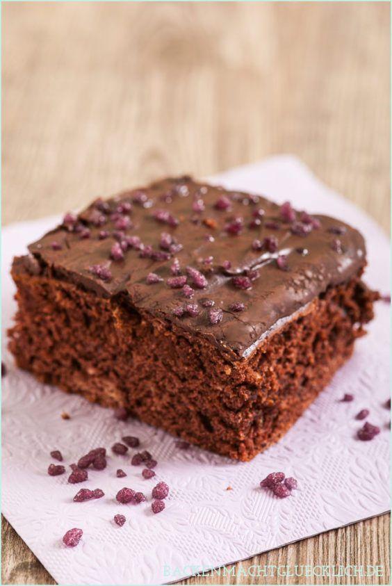 Veganer Gewurzkuchen Rezept Kuchen Ohne Ei Pinterest Kuchen