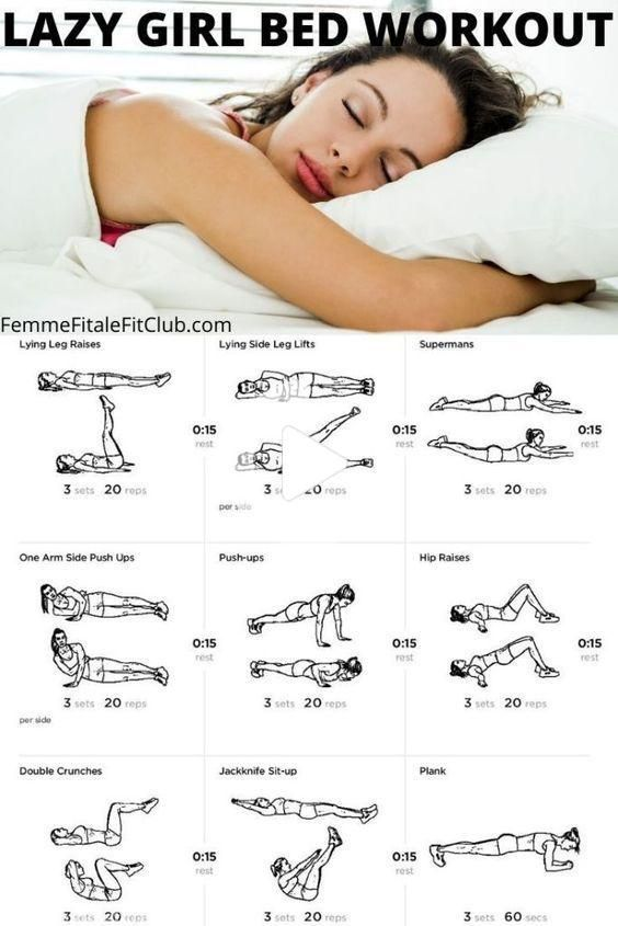 Check out 8 effective exercises you can perform in bed when you are too lazy to go to the gym. Many...