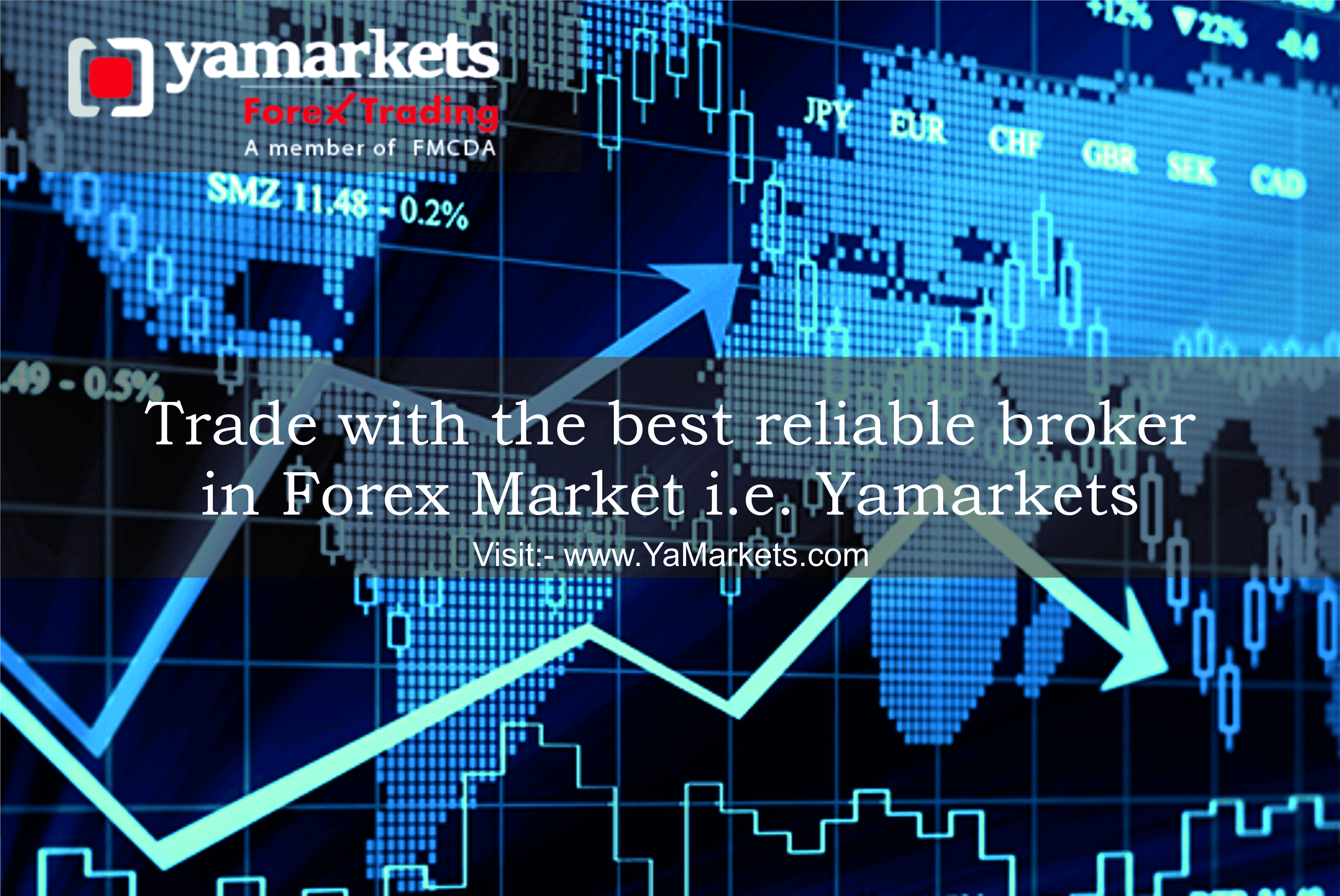 Trade With Best And Reliable Broker In Forex Industry Yamarkets