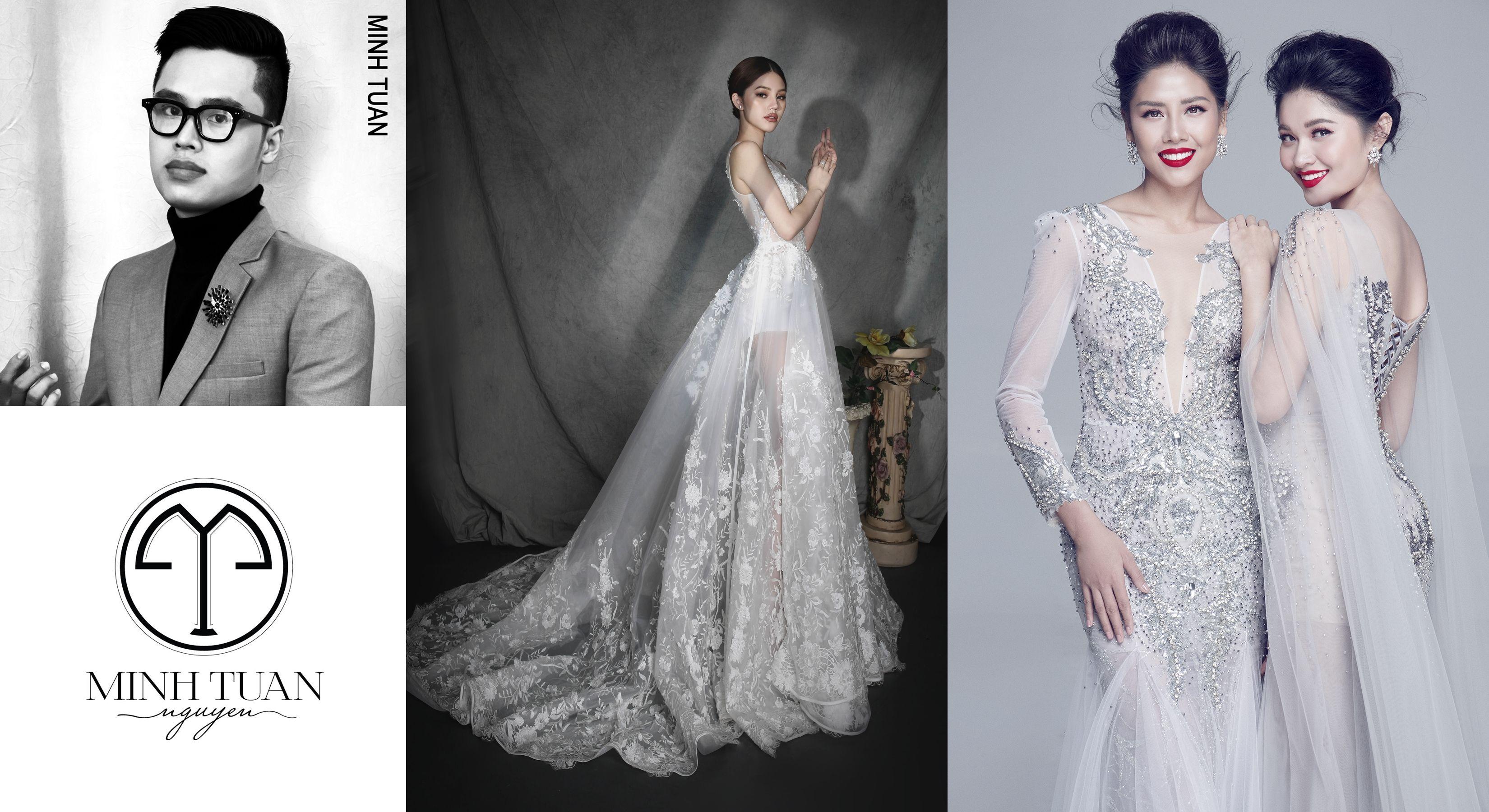 Afds Fashion Ambassador Nguyễn Minh Tuấn Wedding Dresses Lace Wedding Gowns Fashion