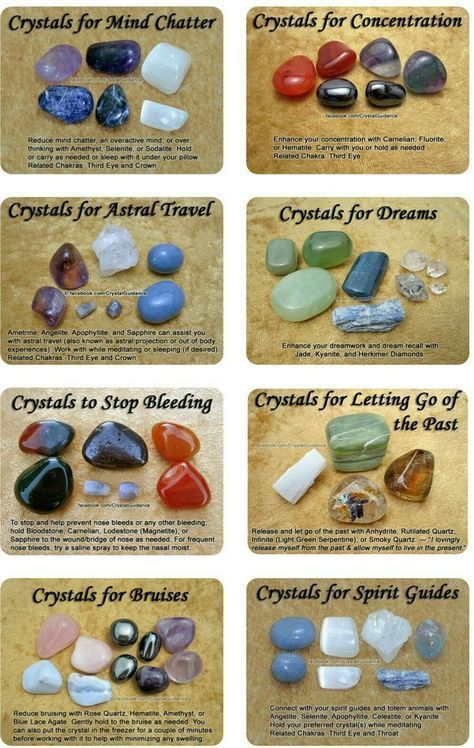 Crystal Set for New Mums