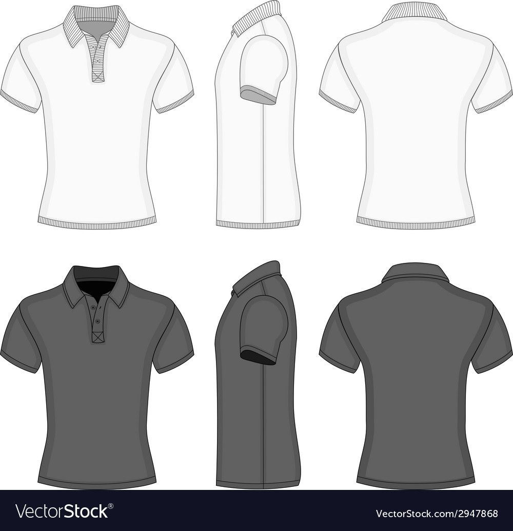 Mens Polo Shirt And T Design