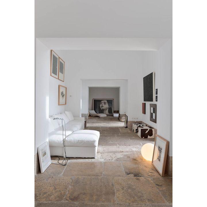 Pin di floornature architecture su livegreenblog interiores casas e casa ibicenca - Decorazione archi in casa ...