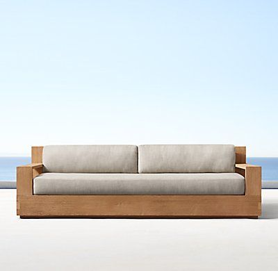 84 Marbella Teak Classic Sofa In 2020 Classic Sofa Sofa
