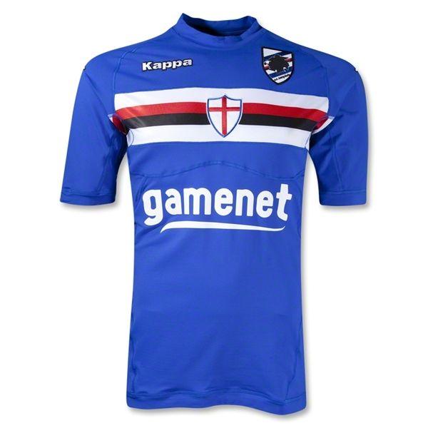 Sampdoria, Italy, 2012.