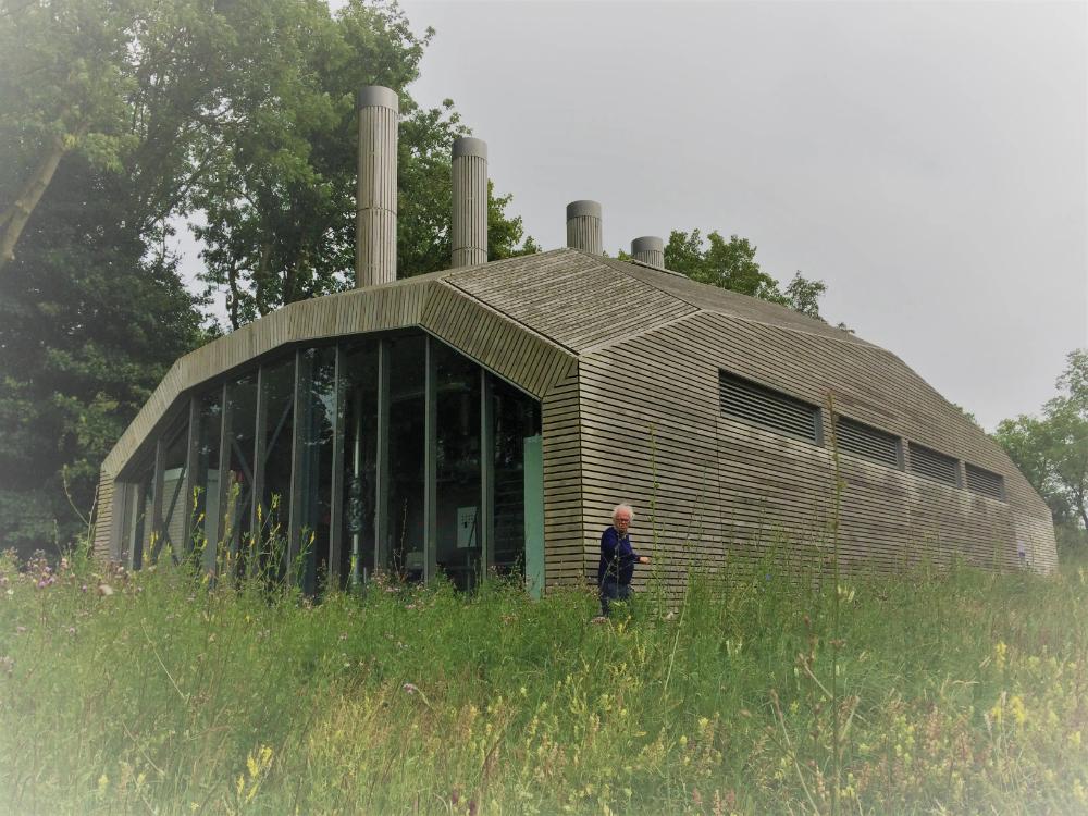 Boiler house Amstelveen Strackee Construction