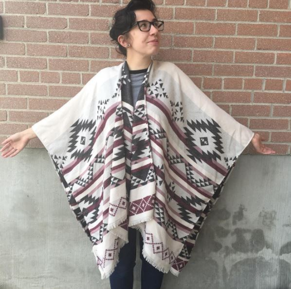 Poncho Season Is Here! All Colours, All Styles, All Brands