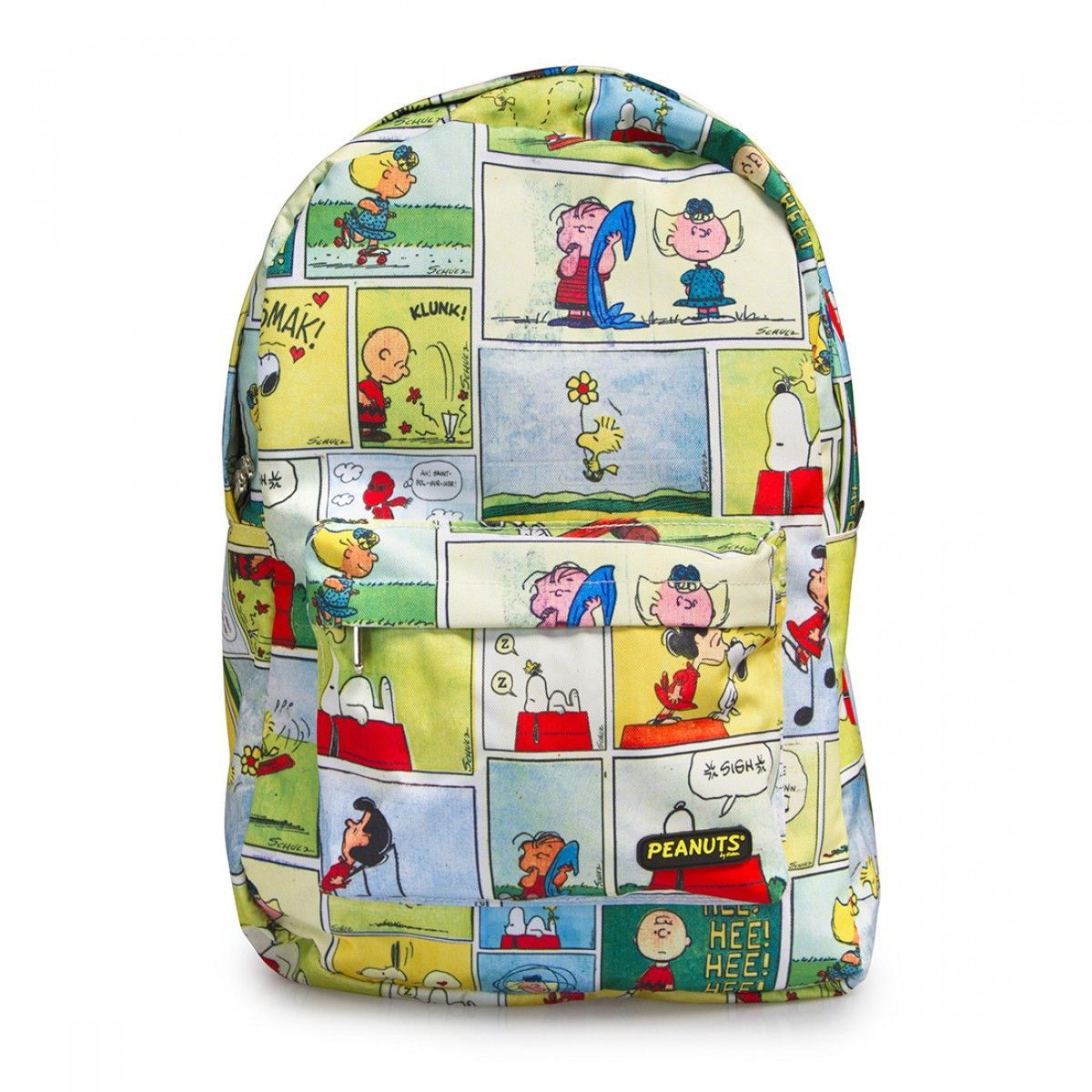 199553e0a Peanuts Comic Snoopy Woodstock Nylon Backpack by Loungefly ...