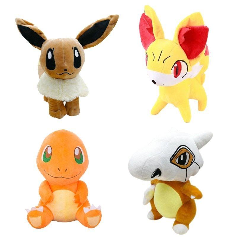 "Pokemon Eevee 6/"" Soft Cute Plush Doll Stuffed Animal Toy"