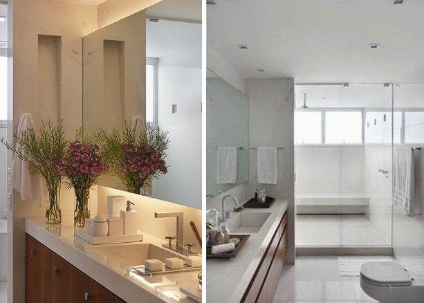 Banheiros Modernos Assim Eu Gosto : Espelho banheiro assim eu gosto banheiros