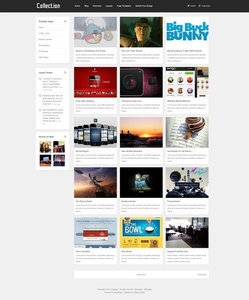 Collection Wordpress Theme Theme Junkie Best Wordpress Themes Theme Themes Themes