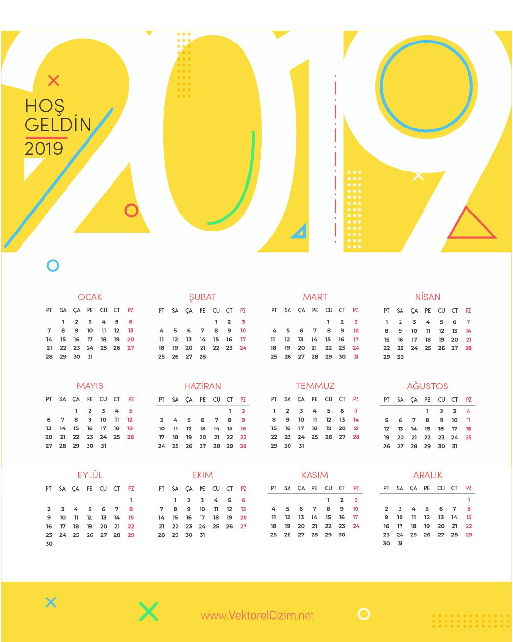 2019 Takvimi Oflu Bntl Org