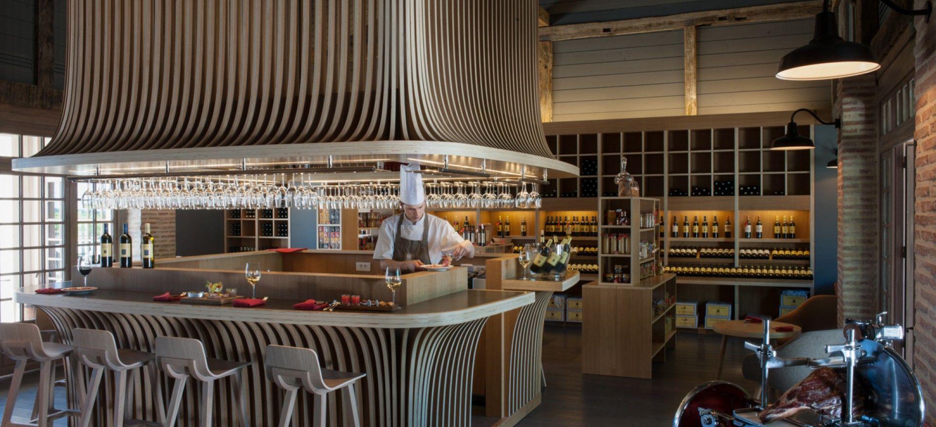 Les sources de caudalie h tel luxe spa restaurant for Hotel de luxe bordeaux