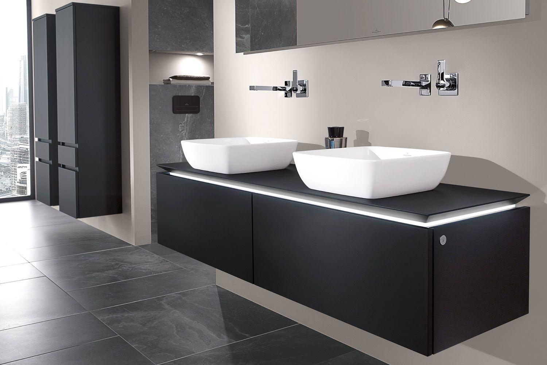 Villeroy Boch Artis White Basins Badezimmer Unterschrank Badezimmer Unterschrank