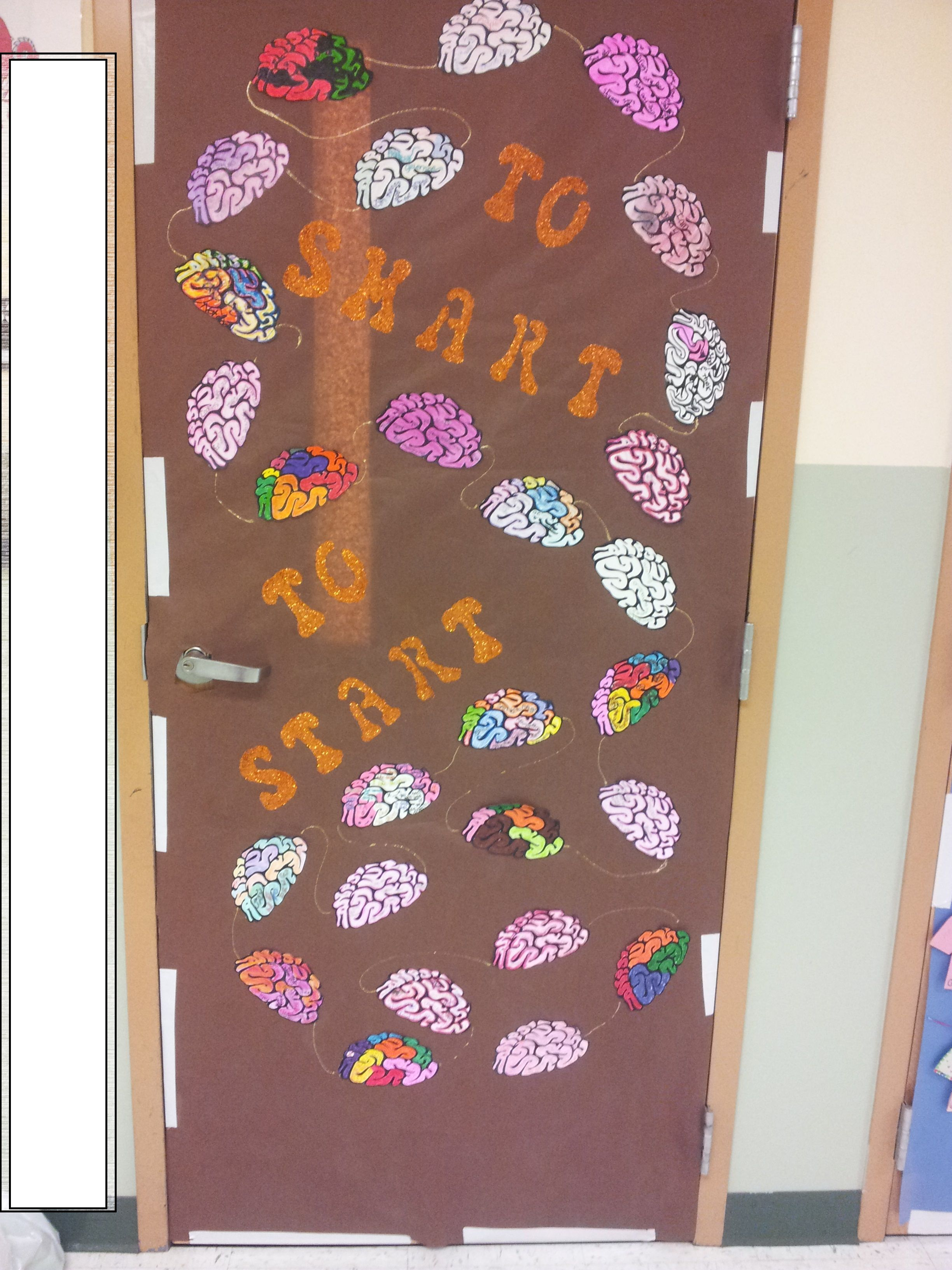 Red Ribbon Week Door Idea To Smart To Start Students Decorate