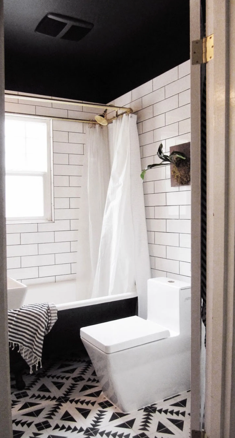 7 Non Boring Shower Ceiling Ideas In 2020 White Bathroom Tiles