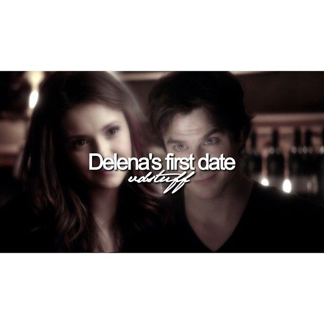 What episode does elena and damon start dating