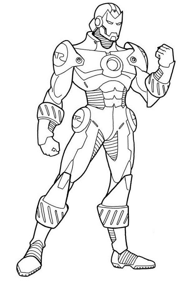 Luxury Printable Ironman Coloring Pages 45 About Remodel Coloring ...