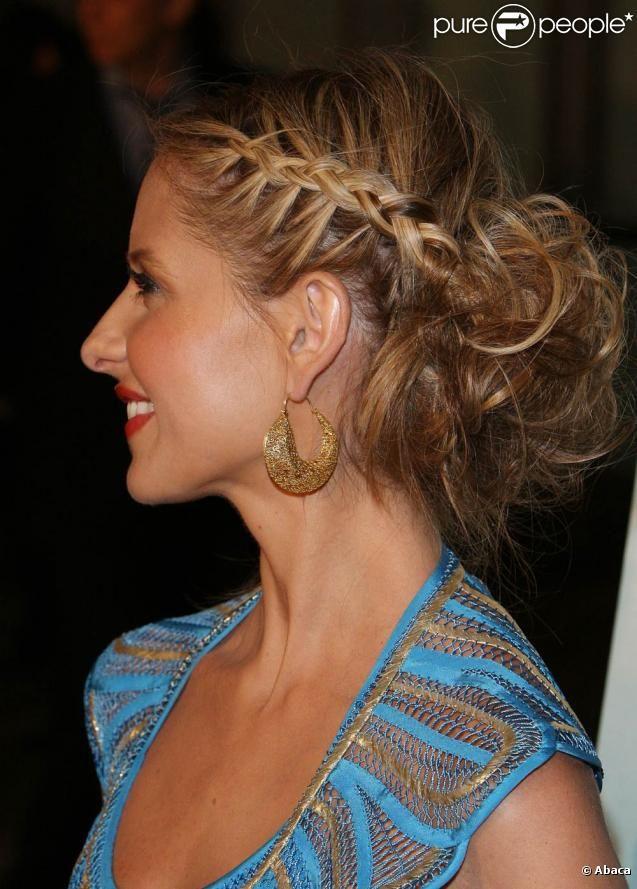 Epingle Sur Hair Styles I Love