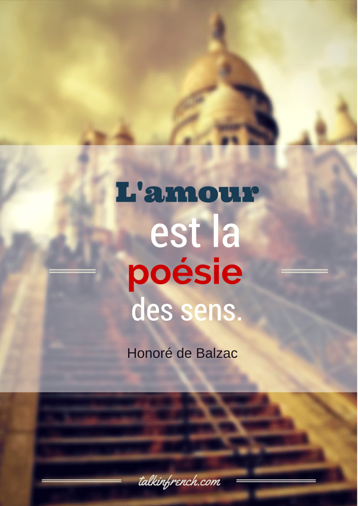 14 Inspirational Love Quotes Made By French Artists (+1 Useful)