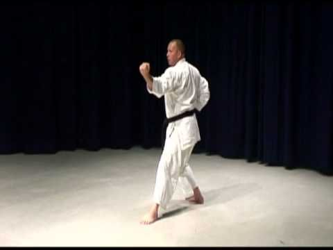 Shotokan Karate Kata Bassai Dai Kanku Dai Jion Empi And