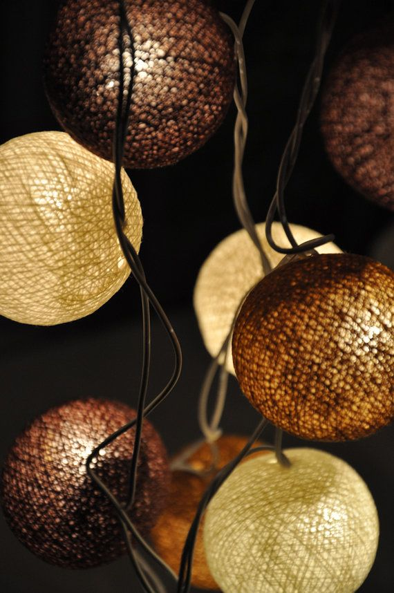 Decorative Ball Lights Decorative Lighting For Any Occasion Or Any Of You Lighting Idea