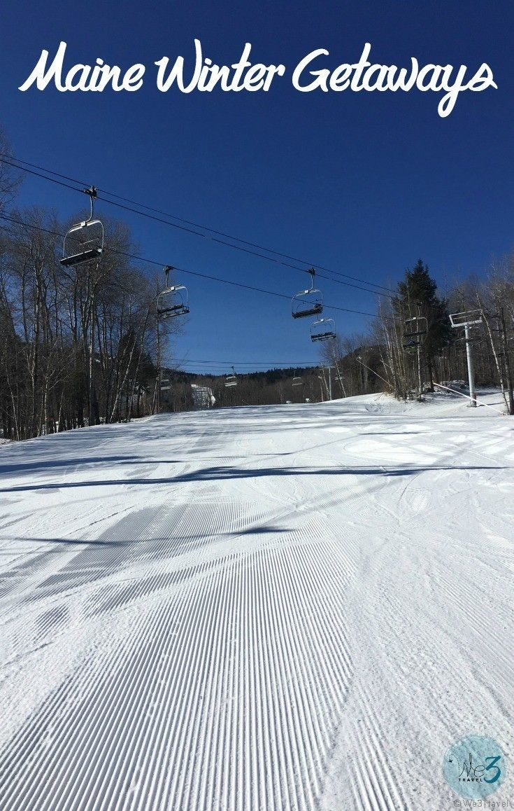 Winter Getaways: Mother-daughter Bonding On The Slopes At Sunday River