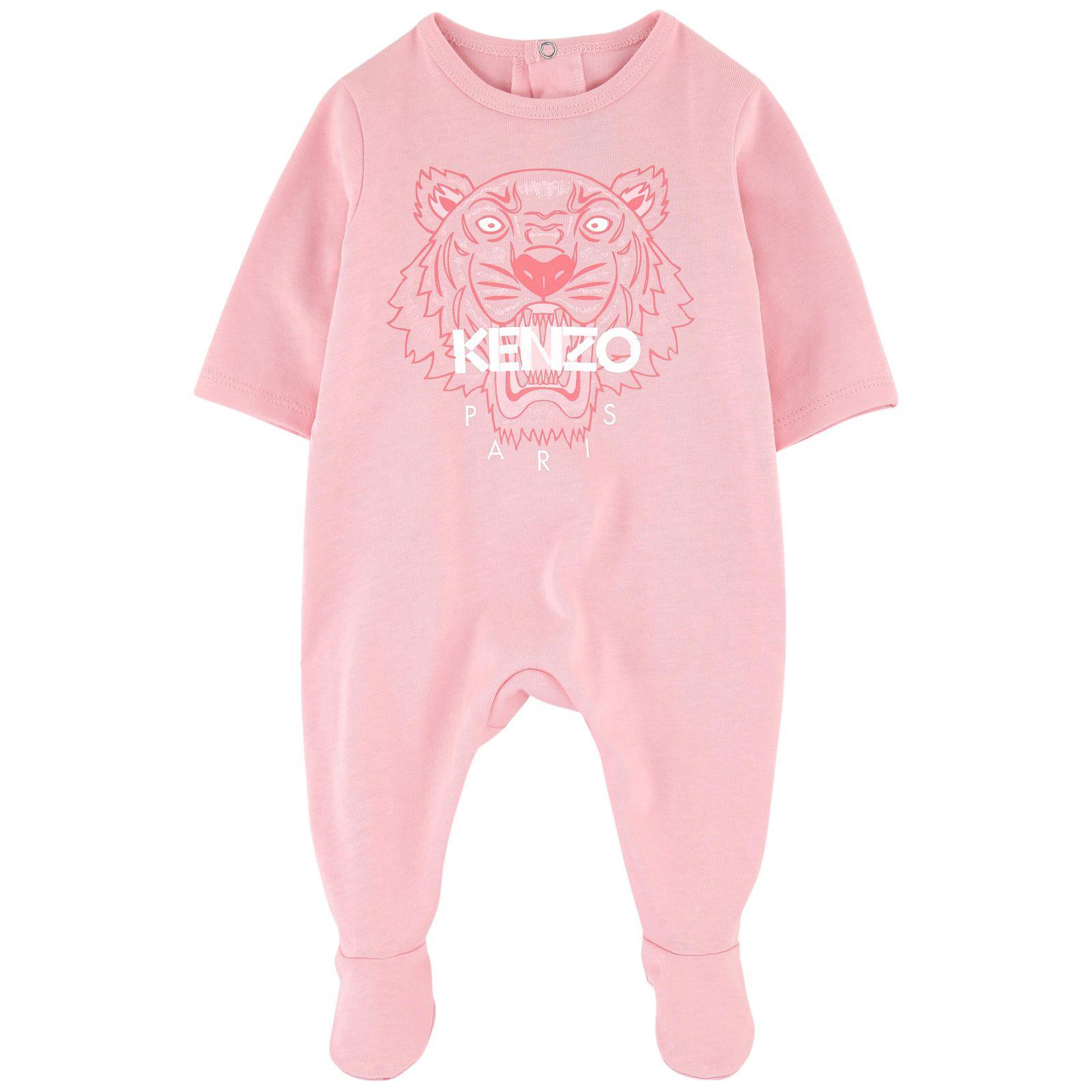 Kenzo Kids Pajamas Tiger pyjamas Baby x Pinterest