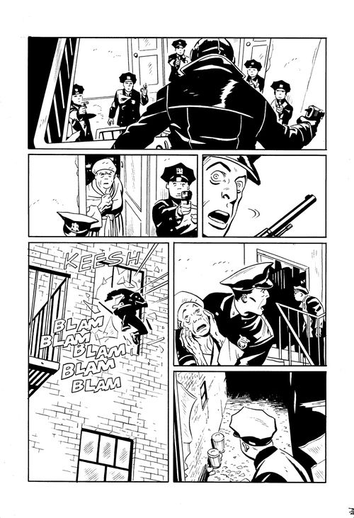 getthelobster_02_inks_14_webjpg Tonci Zonjic Pinterest - comic storyboards
