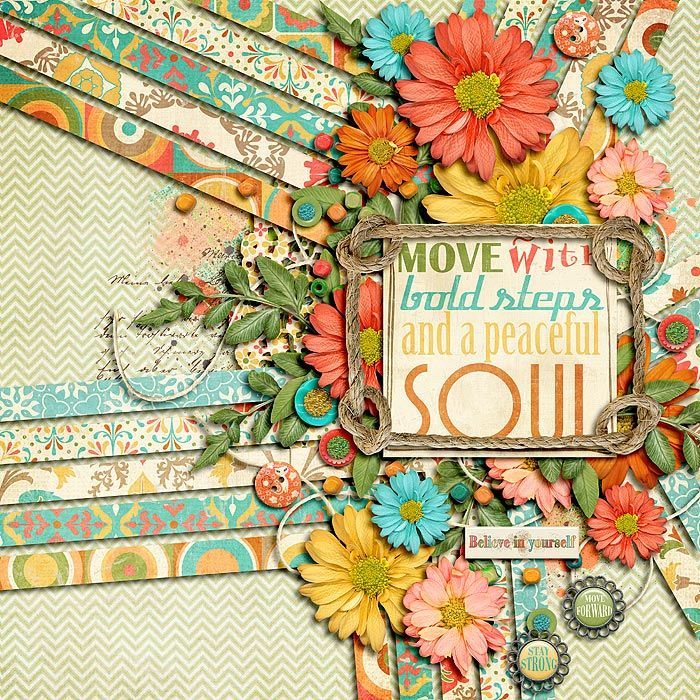 Digital Scrapbook Kit Collection - She Believes | Etc by Danyale (scraporchard.com)