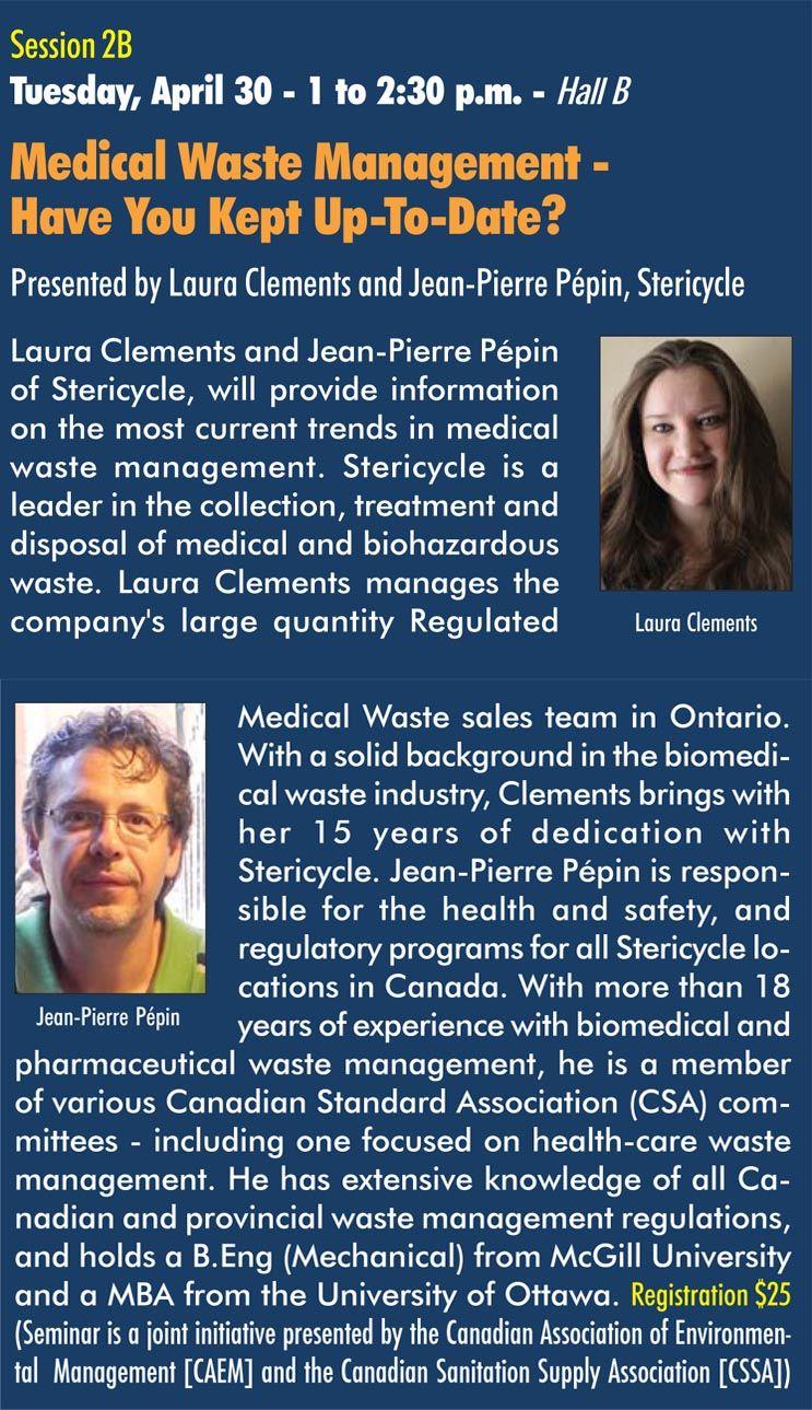 Medical Waste Management Have you kept up to date?