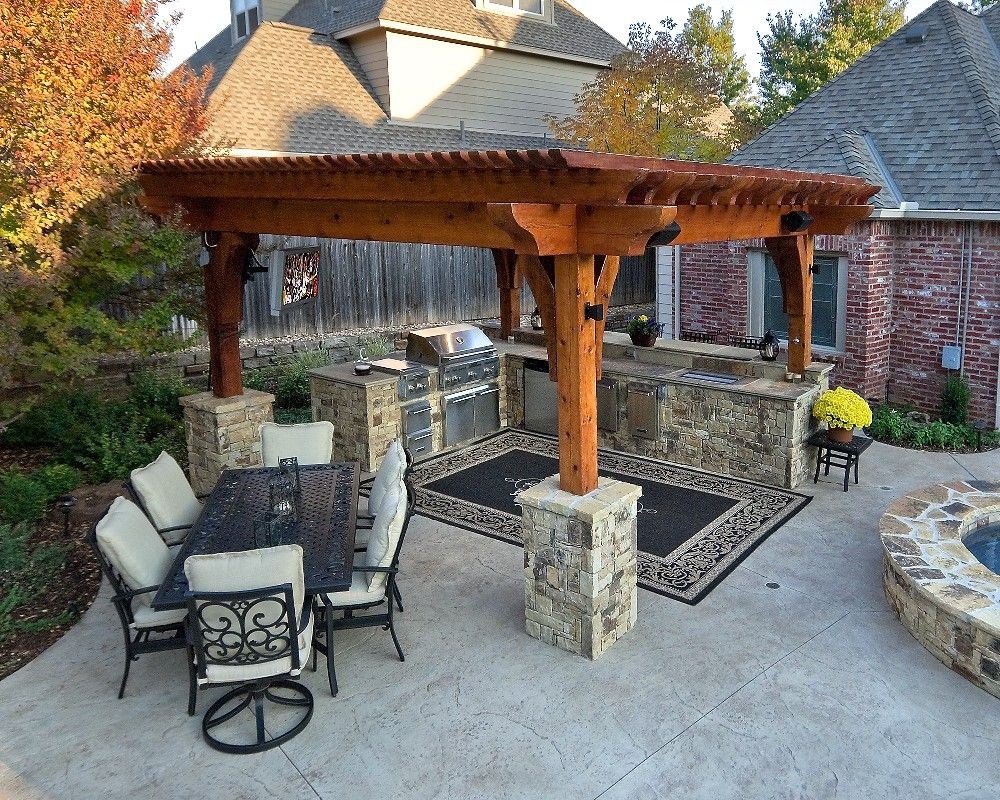 Outdoor Living - Complete Your Design with Backyard ... on Complete Outdoor Living id=94090