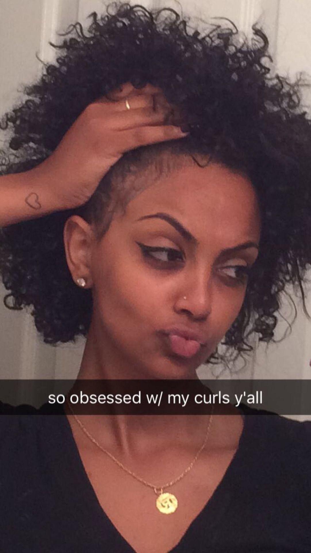 dopest ethiopian natural hair