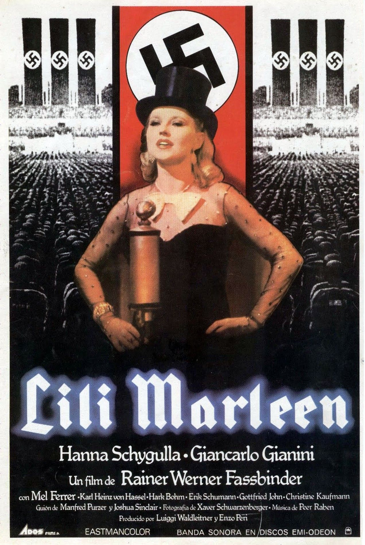 'Lili Marleen' (1981) | Films | Film, Cine cinema et Lili ...