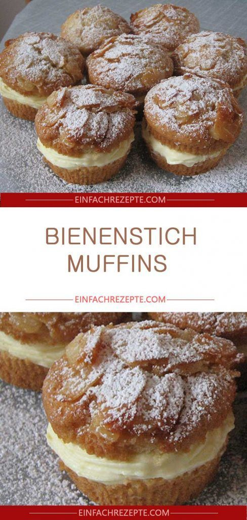 Photo of Bee sting muffins