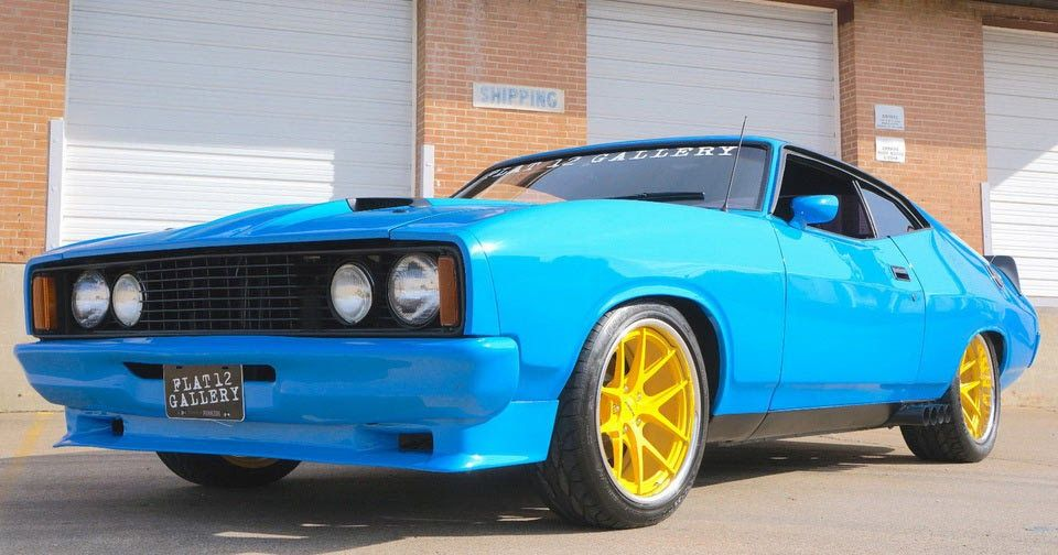 Mad Max Would Spend $79,500 On This \'76 Ford Falcon Coupe That\'s For ...