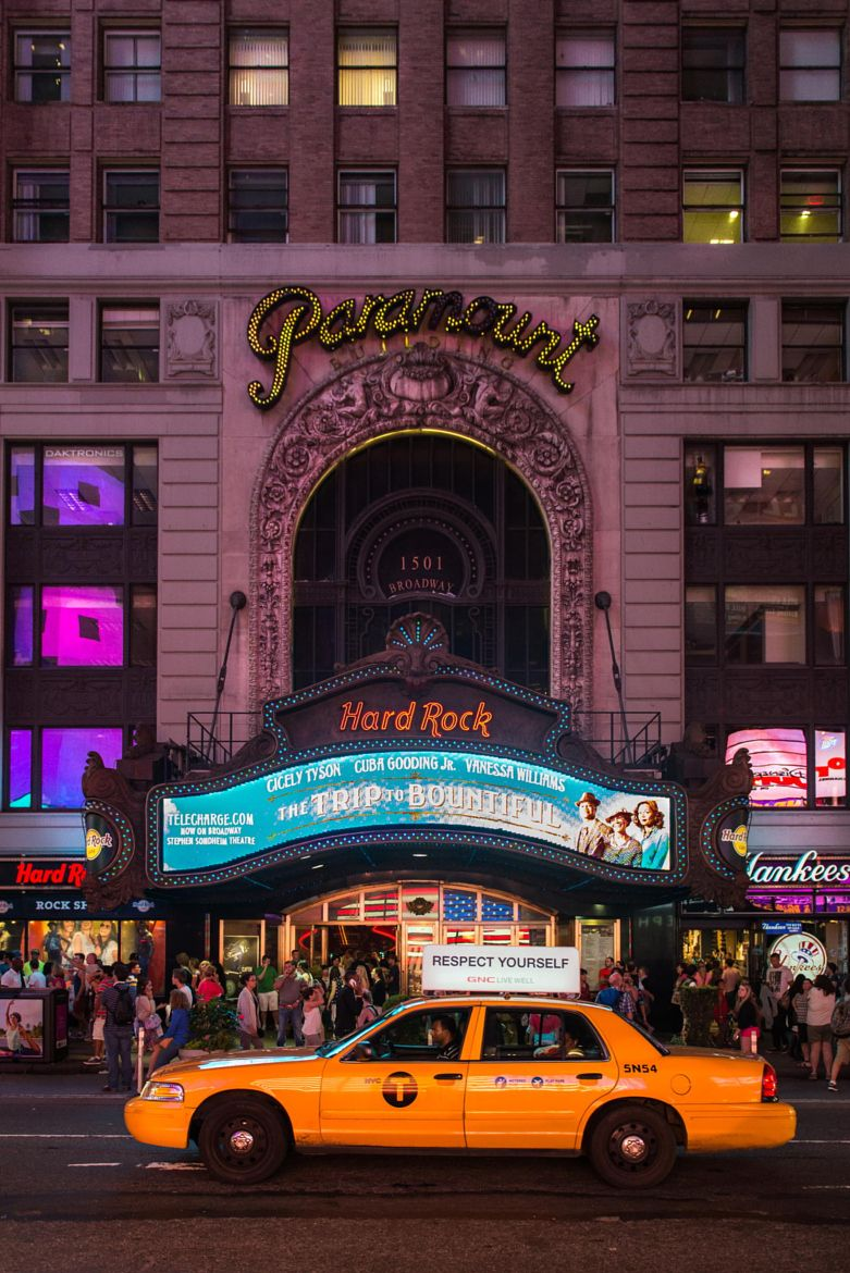 Times Square Hard Rock Cafe Nyc By Martin Marilungo Viaggi