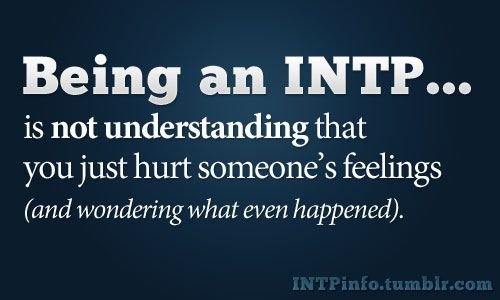 Being an INTP | I'm an INTP/Some Aspects ENFP | Intp personality