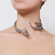 0d71851cdb40 Fashion Jewellery De | Joyas de dragón | Joyas, Tendencias joyeria ...