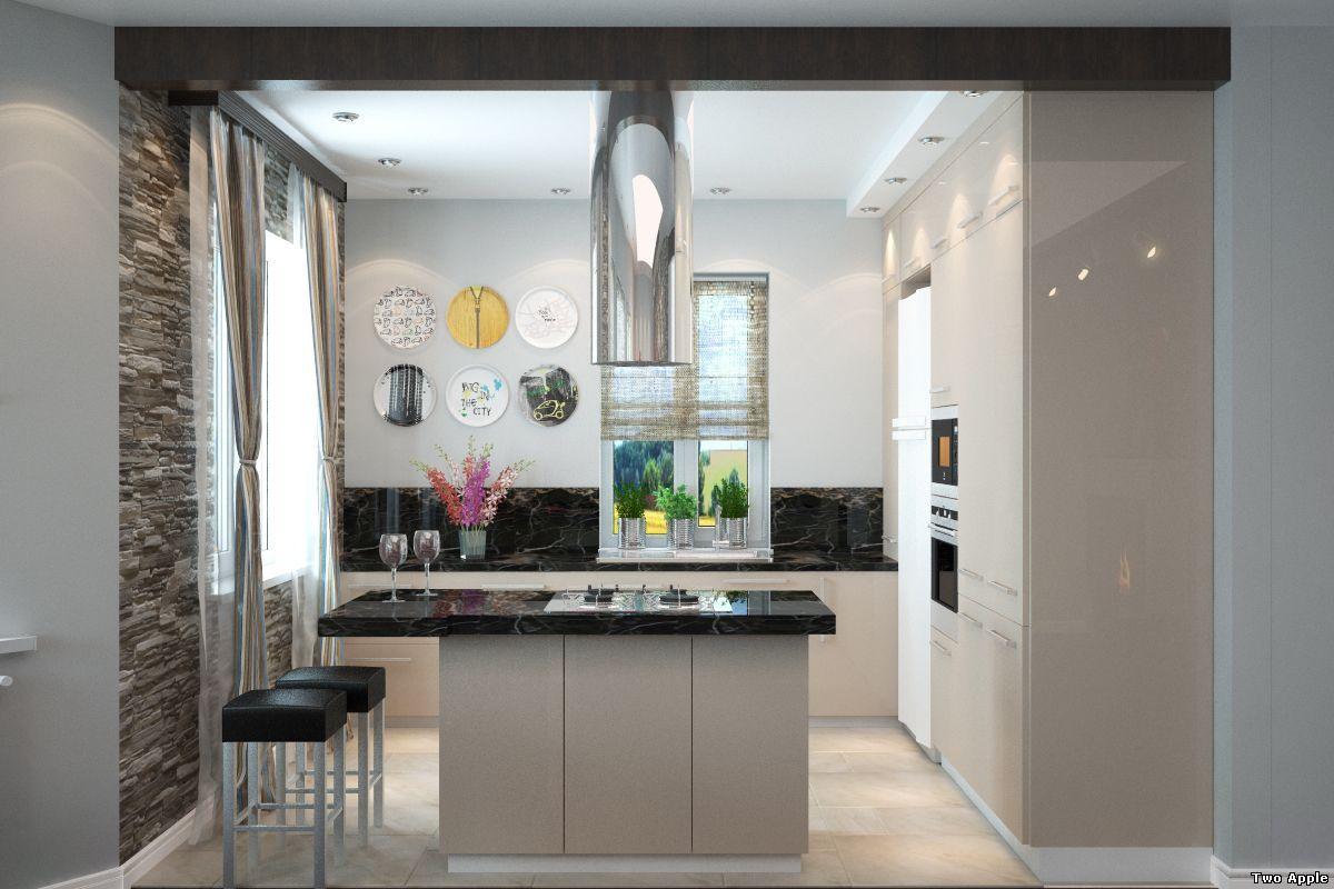 orange island   konyha   Pinterest   Kitchens, Interiors and ...