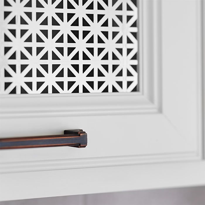 Cabinet doors with mesh inserts. Doors with a Difference Add ...