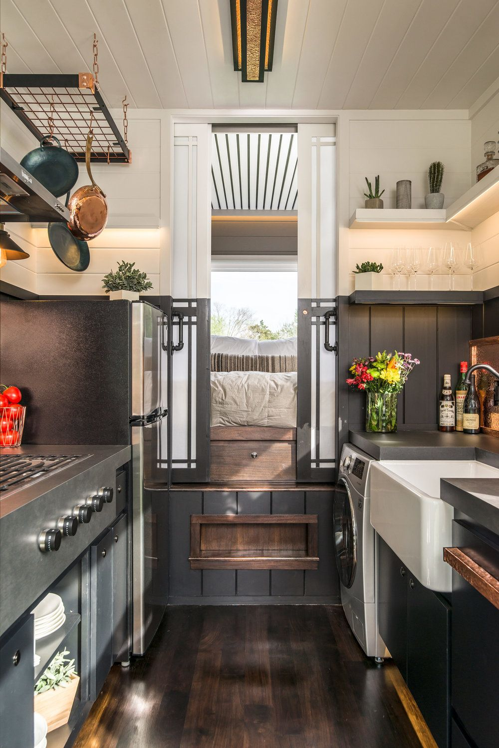 Escher By New Frontier Tiny Homes Tiny House Living