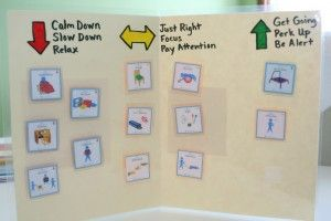 BrainWorks Sensory Diet Formats and Forms | therapy ideas