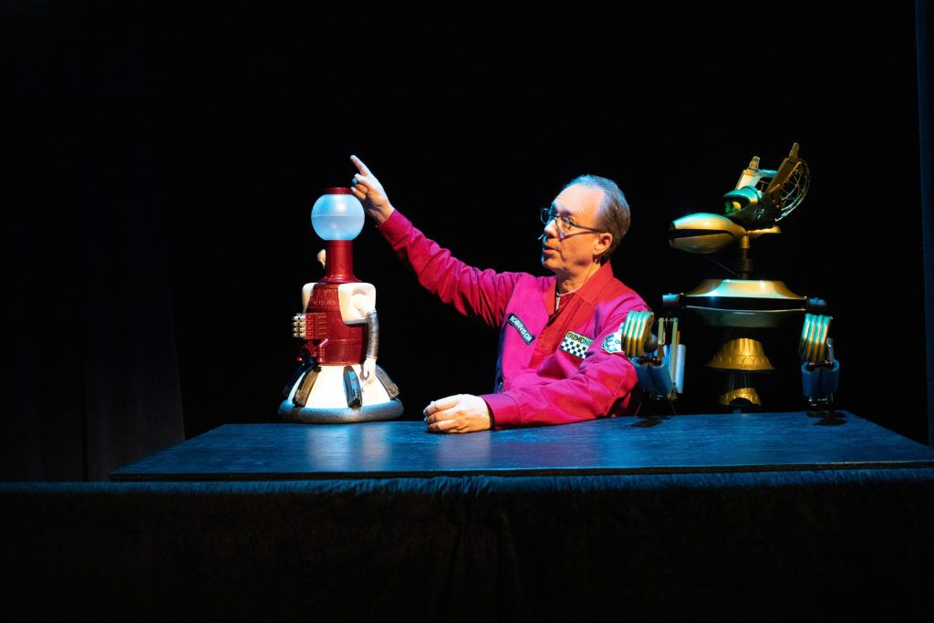'Mystery Science Theater 3000' Brings BMovie Satire to NJ