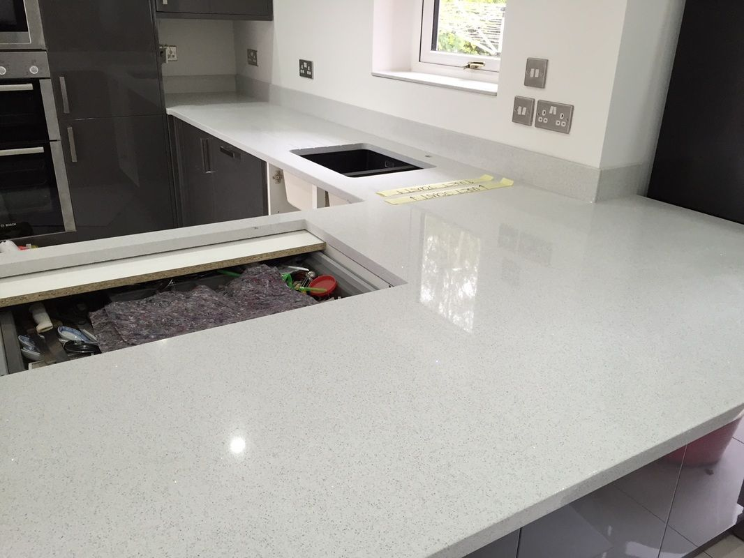Quartz worktops granite worktops white starlight quartz quartz worktops granite worktops white starlight quartz granite worktops granite and kitchen unit dailygadgetfo Gallery