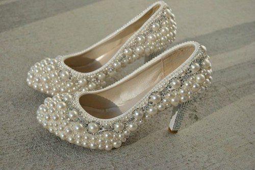Modern Cinderella Shoes!!