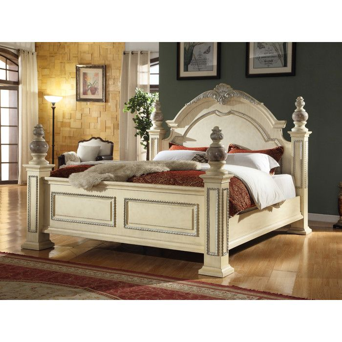 You Ll Love The Adagio Sleigh Customizable Bedroom Set At Wayfair Great Deals On All Furniture Products With Free Meridian Furniture Bedroom Panel Furniture